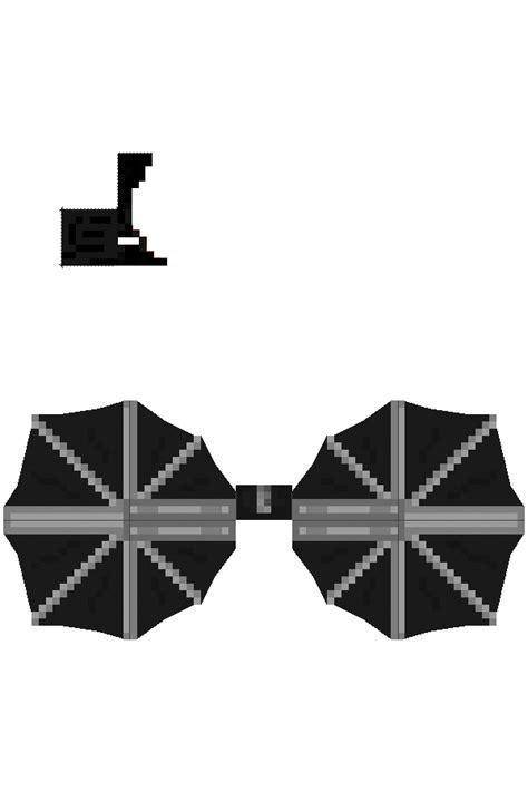 Ender Papercraft - papercraft ender herobrine