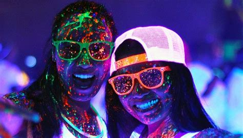 glow in the paint run registered for my 5k 5k run walk ultimate