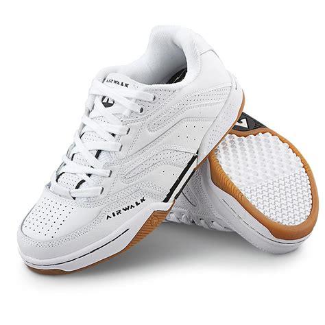 s airwalk 174 turbulence skate shoes white 159944
