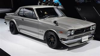 Who Made Nissan Every Generation Of The Gtr Autos Post