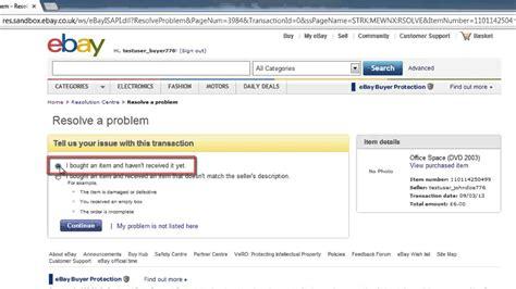 ebay dispute how to file ebay dispute youtube