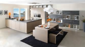 Amazing Fabrication D Un Ilot Central De Cuisine #12: Cuisine-moderne-design.jpg