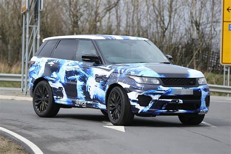 land rover camo 2015 range rover sport rs gets cool camo in latest