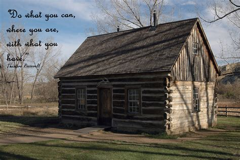 Maltese Cross Cabin by Quot Do What You Can Where You Are With What You Quot Augie