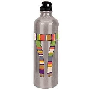 Tumtum Water Bottle Scurff doctor who fourth doctor scarf water bottle