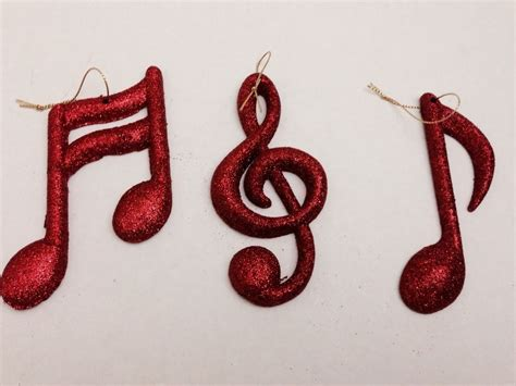 12 pc christmas holiday shatterproof glitter music