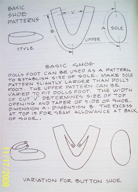 american doll shoe patterns free american doll shoe patterns free 28 images american on