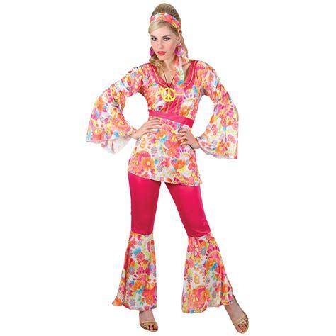 hippie honey 60s hippy fancy dress costume ebay