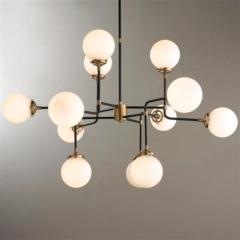 Midcentury Lighting by 25 Best Ideas About Mid Century Chandelier On