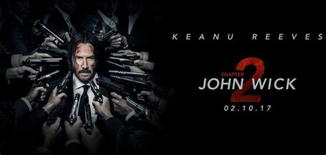 movie ratings john wick chapter 2 2017 john wick chapter 2 free advance screening the nerd repository