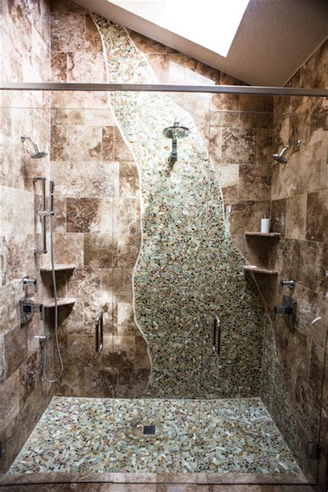 Waterfall Showers Bathroom Waterfall Shower The Dreamhouse