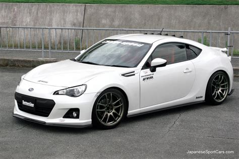 tuned subaru brz 2013 subaru brz with chargespeed bottomline body kit