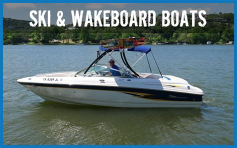 ski boat rental lake austin our lake austin boat rentals pontoon and ski boat rentals