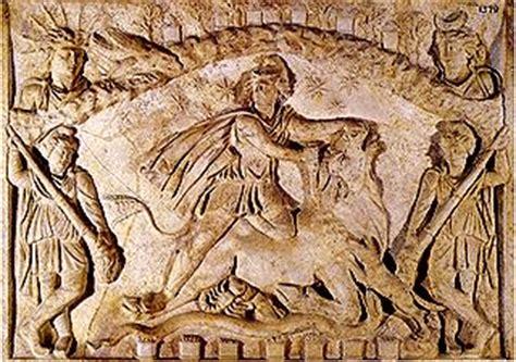 religione persiana mithras a mystery religion