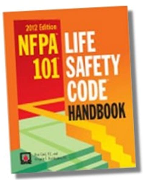 nfpa 101 life safety code handbook