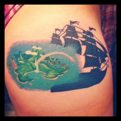 neverland tattoo 123 best pan images on fee
