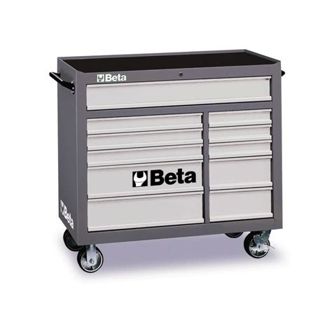 cassetti porta attrezzi cassettiera porta attrezzi 11 cassetti grigio beta c38 g