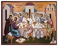 Understanding The Wedding At Cana by Understanding Orthodoxy For Mental Health Practitioners