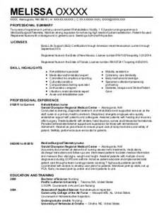Infusion Sle Resume by Staff Outpatient Oncology Infusion Unit Resume Exle Health Co Operative