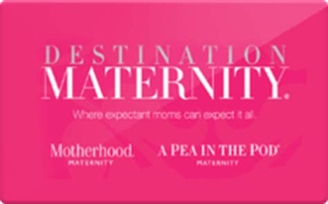 Destination Maternity Gift Card - buy destination maternity gift cards raise