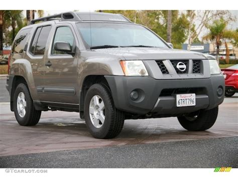 2005 granite metallic nissan xterra s 4x4 109582791 gtcarlot car color galleries