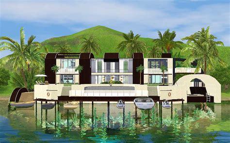 sims 3 beach house mod the sims serenity a calming beach house retreat