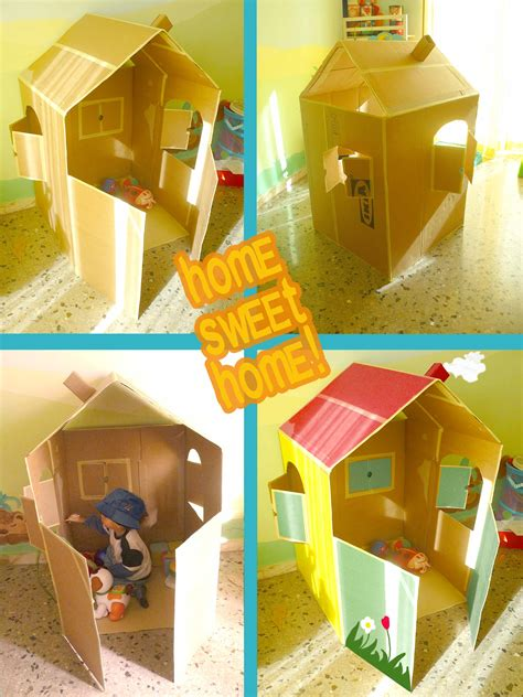 cardboard house cardboard house 28 images every time i come in possession of a large box i can t
