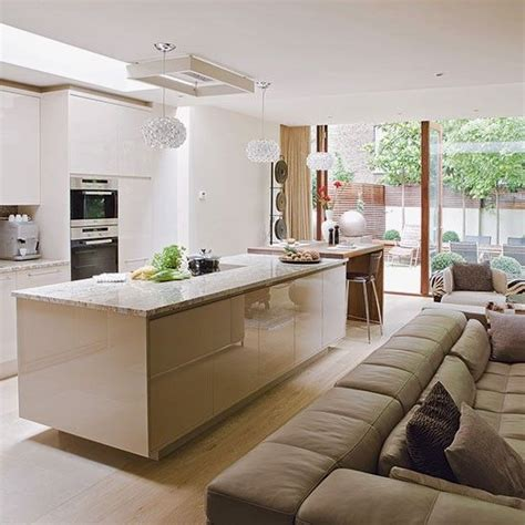 sofa in kitchen diner 17 best ideas about kitchen family rooms on pinterest