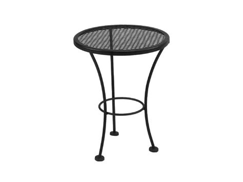 Small Metal Patio Table Patio Side Table Metal Cepagolf