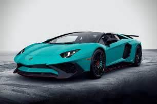 Price Of Lamborghinis 2017 Lamborghini Aventador Lp750 4 Superveloce Roadster