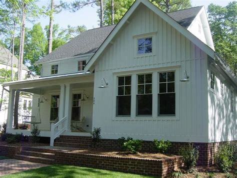 Modern Farmhouse Elevations by 229 Brook Front Right Elevation Container Home Project