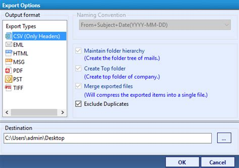 format csv tool mbx to csv converter best tool to save mbx file in csv