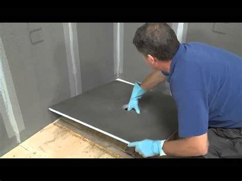 installer une italienne sur plancher bois ou 224 l 233 tage