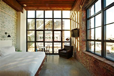 wythe hotel rooms wythe hotel in rooftop and restaurant