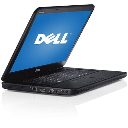 """dell obsidian black 15.6"""" inspiron n5050 laptop pc with"""