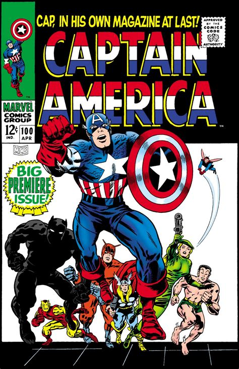 Captain America Marvel America 1 captain america vol 1 100 marvel comics database