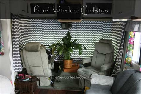 window coverings for rv rv window treatments the new lighter