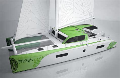 polynesian catamaran design upmarket bold graphic design for jay hoffman by nebojsa