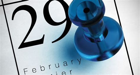 Was Calendar Leap Year Leap Year Puts February 29 Back On The Calendar Lehigh