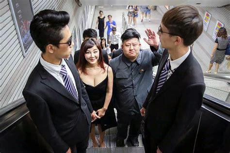 actress korea utara kim jong un lookalike eccentric chinese man undergoes