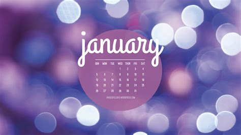 computer wallpaper for january january desktop wallpaper calendar
