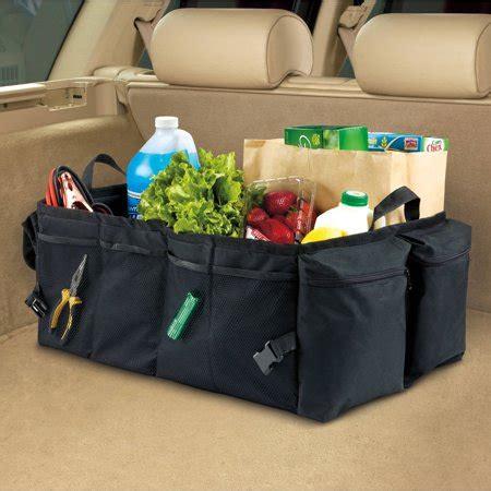 high road gearnormous car trunk  cargo organizer