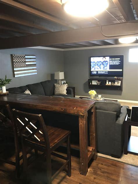 perfect basement bar ideas  entertain  cave