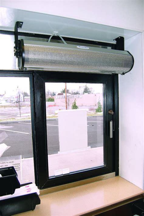 air curtain unit drive thru unit 3 berner