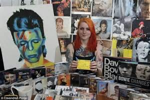 Best Kids Bedrooms david bowie super fan builds shrine worth more than 163