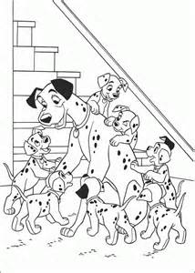 101 dalmatians coloring pages 101 dalmatians coloring pages coloringpagesabc