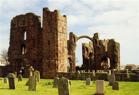 Viewing History Lindisfarne by File Lindisfarne Priory Holy Island Geograph Org Uk