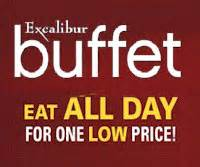 coupons las vegas buffets roundtable buffet excalibur discount coupons