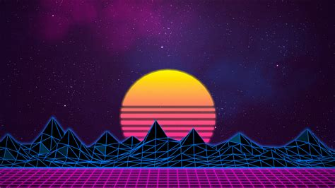 wallpaper 4k retro retrowave hd artist 4k wallpapers images backgrounds