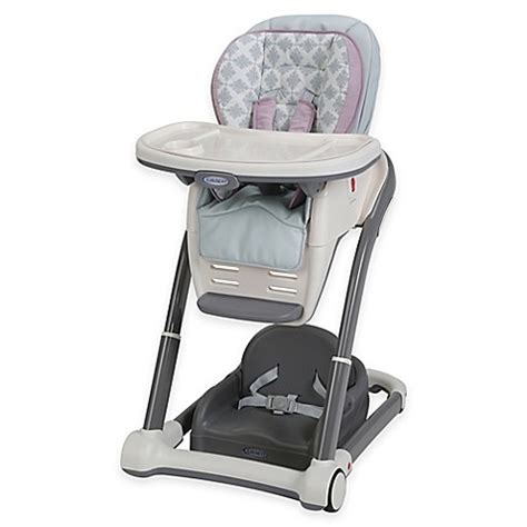 graco high chair blossom graco 174 blossom dlx 6 in 1 high chair seating system in